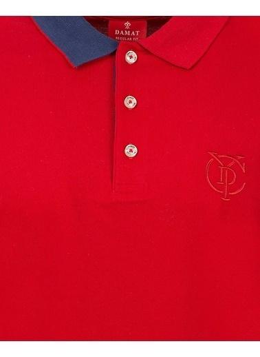 Damat Tişört Kırmızı